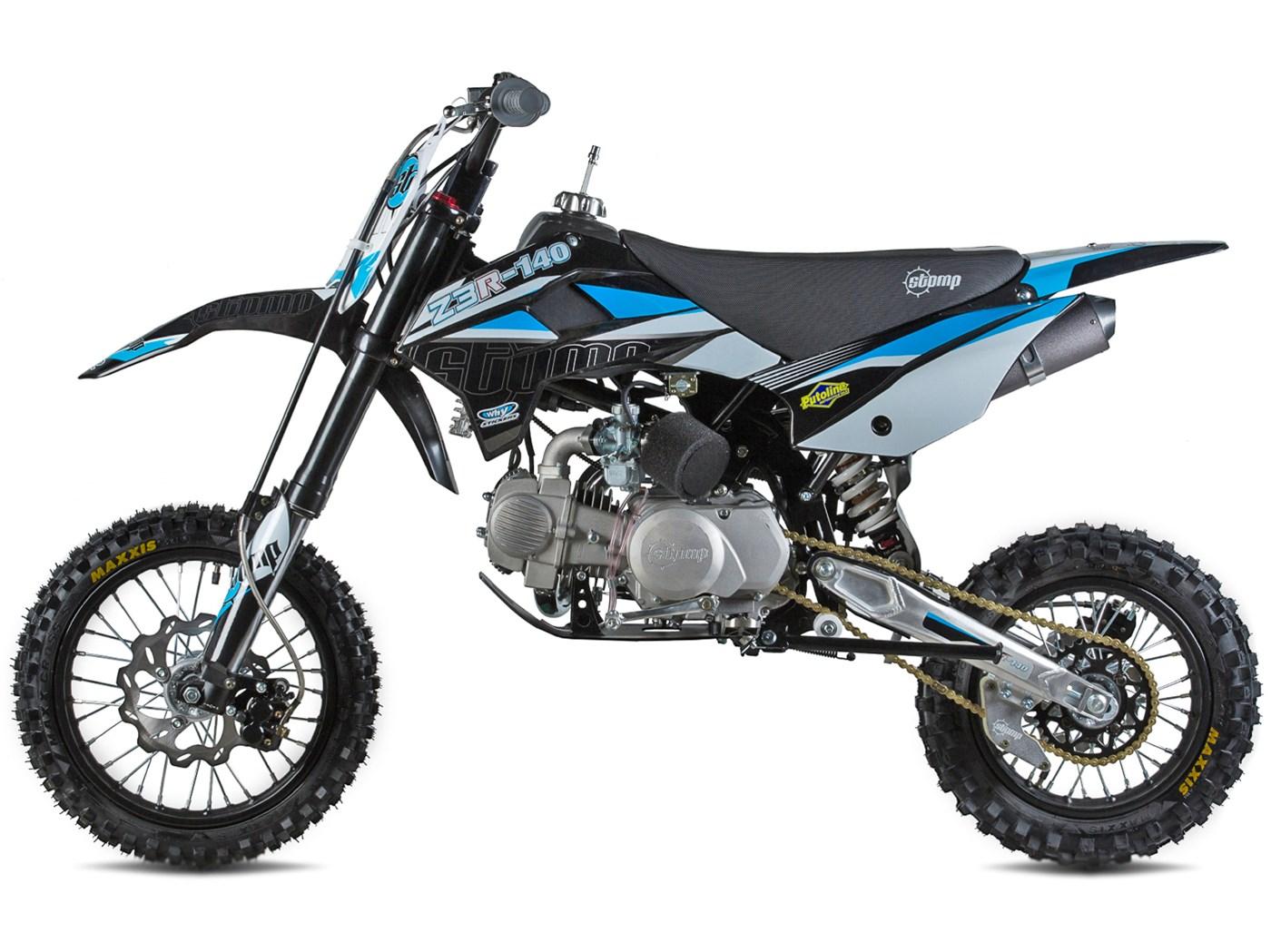 טוב מאוד stomp | מיני בייק | אופנוע לילדים, אופנועי STOMP KK-74