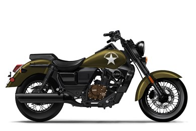 Renegade Commando 125